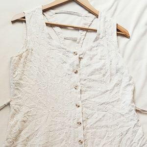 Vintage Soviet Dress/Robe